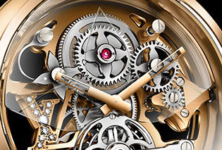 Marché horlogerie