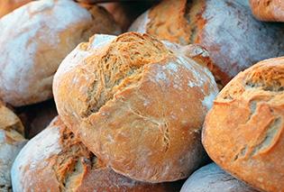 Marché pain - viennoiserie