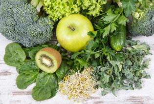 Marché Fruits - Légumes