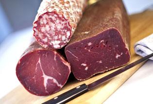 Marché viande - salaison